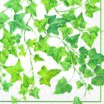 Ivy ornaments