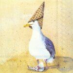 funny seagulls
