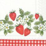 strawberries in love