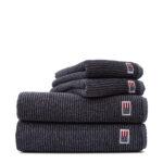 Steel blue/Dark grey striper